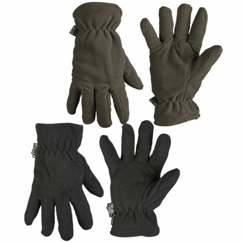 HIGHLANDER FALHER SHOOTING MITTS THINSULATE LINED FISHING HIKING WINTER WARM
