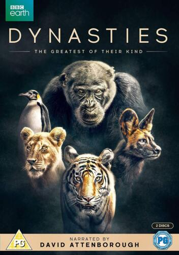Dynasties David Attenborough DVD R4 New release