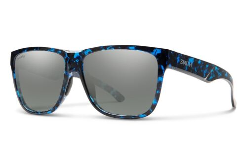 Occhiali da sole Sunglasses SMITH LOWDOWN XL 2 JBW OP BLU HAVA POLARIZED SIZE 60