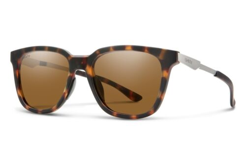 Occhiali da sole Sunglasses SMITH ROAM 50L L5 BROWN CHROMAPOP POLARIZED VERSION
