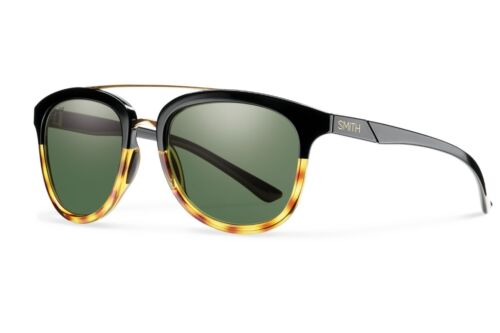 Occhiali da sole Sunglasses SMITH CLAYTON/N SII IN HAVANA NERO POLARIZZATO