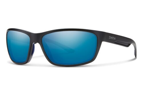 Occhiali da sole Sunglasses SMITH JOURNEY 003 Z0 NERO OPACO MIRROR BLU SIZE 64
