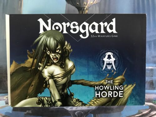 Norsgard The Howling Horde Starter Box -  32mm Game