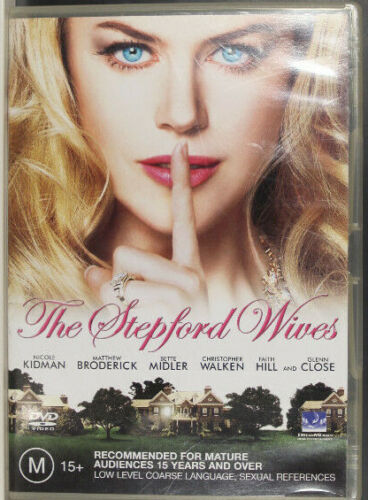 The Stepford Wives- Nicole Kidman - Bette Midler   - Pre-Owned (R4) (D286)