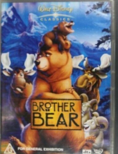 Brother Bear   - Pre-Owned (R4) (D292)