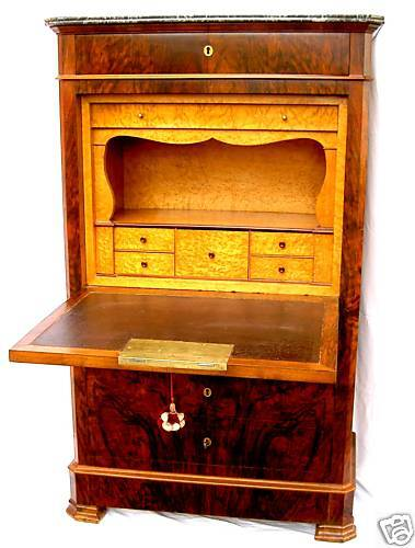 SECRETAIRE FRANCESE ORIGINALE '800 - PERFETTO - VICENZA
