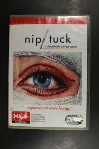 Nip/Tuck Complete First Season [5 Discs] - Pre-Owned (R4) (D297)