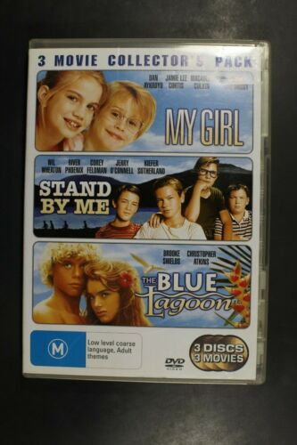 My Girl / Stand By Me / Blue Lagoon    - Pre-Owned (R4) (D305)
