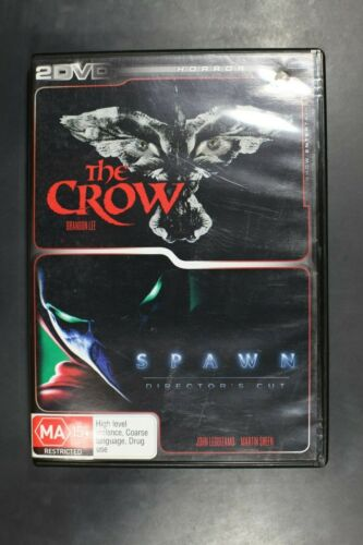 The Crow / Spawn  - Pre-Owned (R4) (D306)