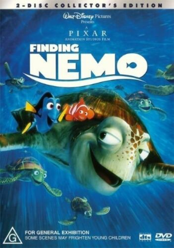 Finding Nemo - Pre-Owned (R4) (D311)