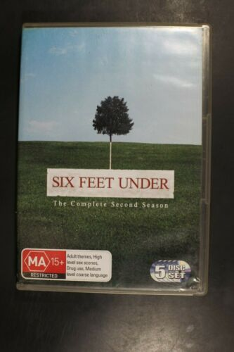 Six Feet Under [5 Discs]  - Pre-Owned (R4) (D319)