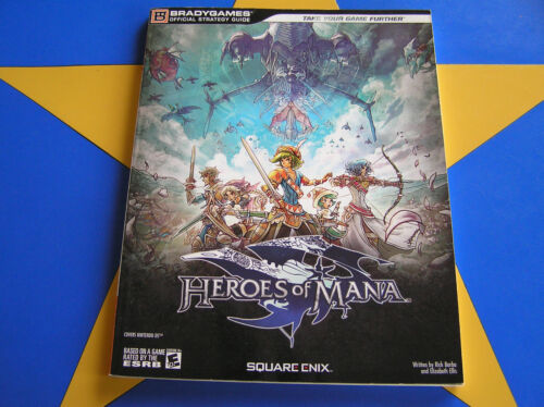 HEROES OF MANA - STRATEGY GUIDE