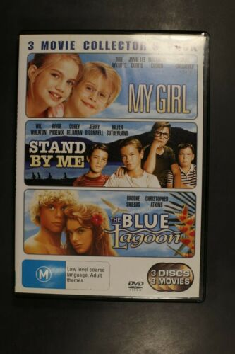Stand By Me/My Girl/ Blue Lagoon - Pre-Owned (R4) (D337)