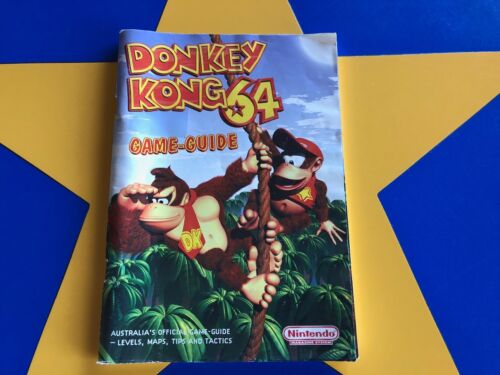 DONKEY KONG 64  - GAME GUIDE