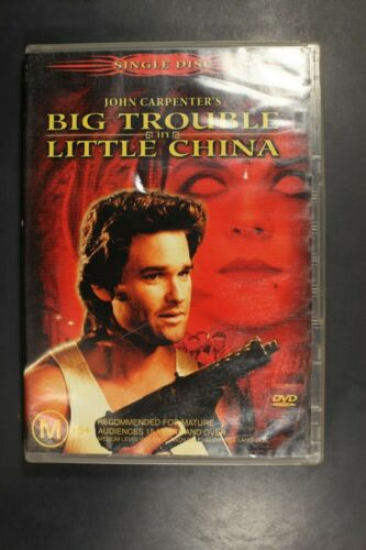 Big Trouble in Little China (John Carpenter's) - Pre-Owned (R4) (D358)