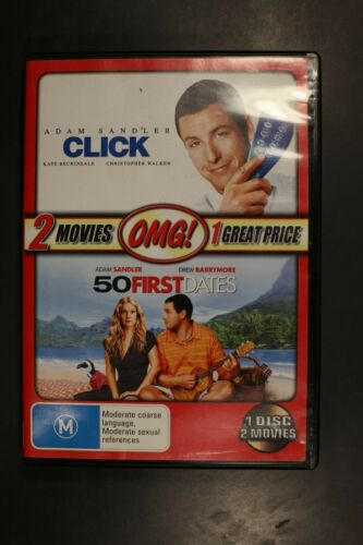 50 First Dates / Click - Pre-Owned (R4) (D363)