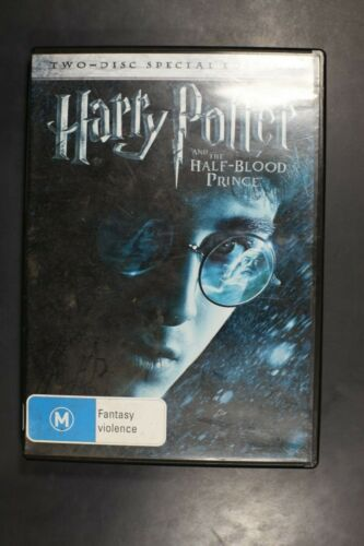 Harry Potter and the Half-Blood Prince - Pre-Owned (R4) (D363)