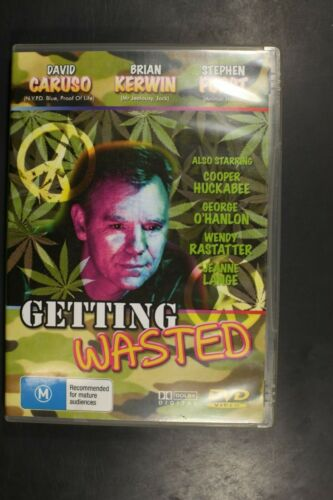 Getting Wasted -David Caruso, Brian Kerwin, Stephen Furst- Pre-Owned (R4) (D368)