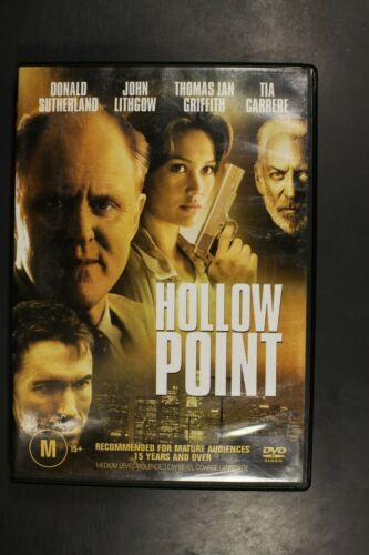 Hollow Point - Donald Sutherland, John Lithgow,  -  Pre-Owned (R4) (D373)