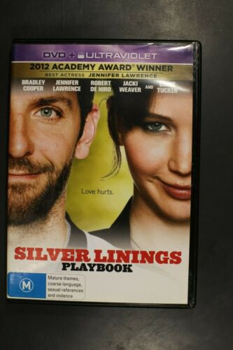 Silver Linings Playbook (Jennifer Lawrence)  - Pre-Owned (R4) (D375)