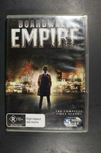 Boardwalk Empire Complete Series 1 -  Pre-Owned (R4) (D379)