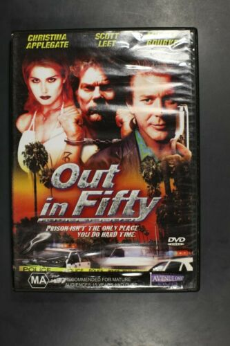 Out in Fifty - Christina Applegate - Mickey Rourke  - Pre-Owned (R4) (D382)