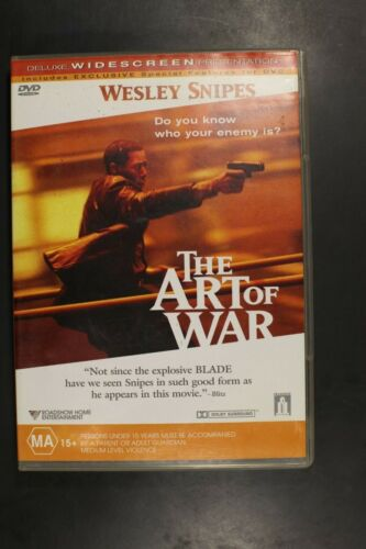The Art Of War - Wesley Snipes, Donald Sutherland -  Pre-Owned (R4) (D382)