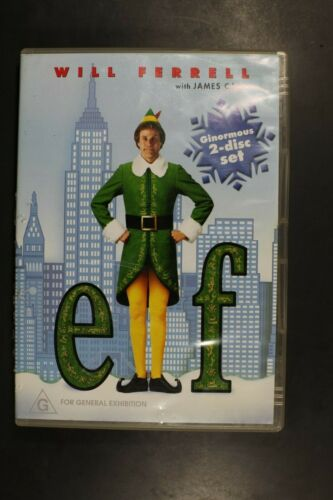 Elf - Special Features - (R4) (D384)