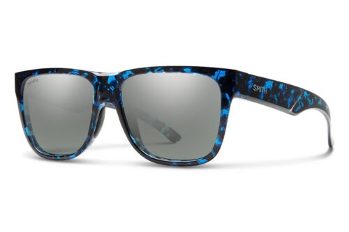 Occhiali da sole Sunglasses SMITH LOWDOWN 2 JBW OP BLUE POLARIZED 100% SIZE 55