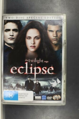 The Twilight Saga 3: ECLIPSE - Pre Owned (R4) (D393)