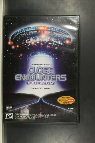 Close Encounters Of The Third Kind - pre-owned (R4) (D418)