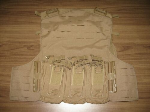 FirstSpear AAC plate carrier front panel pistol rifle mag pocket L/XL coyote FSOther Current Field Gear - 36071