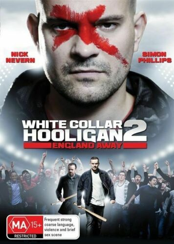 White Collar Hooligan 2 - New Sealed  (R4) (D424)