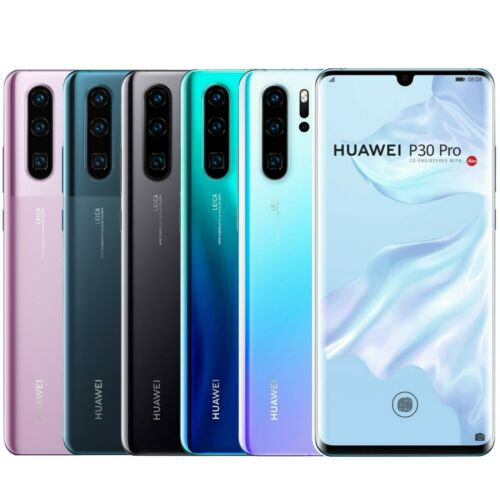 """Huawei P30 Pro 256GB VOG-L29 Dual Sim (FACTORY UNLOCKED) 6.47"""" 8GB RAM 40MP <br/> ✤ in Stock ✤ Ship Worldwide ✤ USA Seller ✤ Top Rated"""