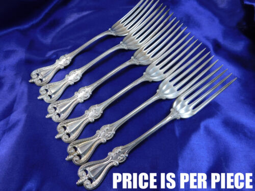 TOWLE OLD COLONIAL STERLING SILVER PLACE FORK - EXCELLENT CONDITION T