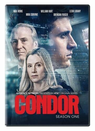 Condor: Season Series 1 DVD New Sealed R1