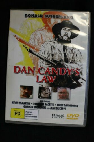 Dan Candy's Law - Donald Sutherland-Kevin McCarthy - Pre Owned - R4- (D439)