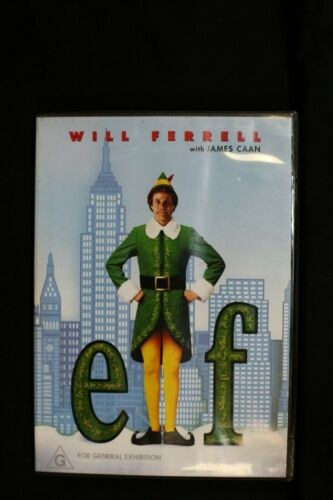 Elf - Will Ferrell - Pre Owned - R4 - (D453)(D161)