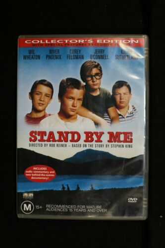 Stand By Me - (River Phoenix & Kiefer Sutherland)- Pre Owned  R4  (D455)