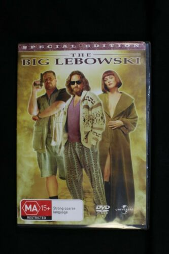 The Big Lebowski - Jeff Bridges John Goodman -  Pre Owned R4 (D456)