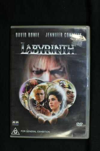 Labyrinth (David Bowie) -  Pre Owned  R4 (D269)