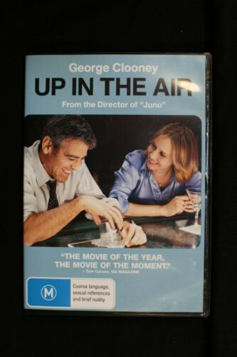 Up In The Air - George Clooney  - Pre Owned R4 (D169)