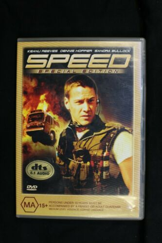 Speed - Special Edition (Dennis Hopper & Keanu Reeves - Pre Owned R4 (D157)