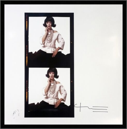 "BERT STERN ""THE LAST SITTING: MARILYN MONROE IN JACKIE WIG"" 1962 