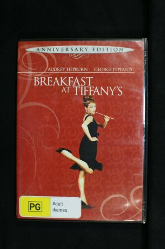 Breakfast At Tiffany's (Audrey Hepburn) - Pre Owned - R4- (D150)