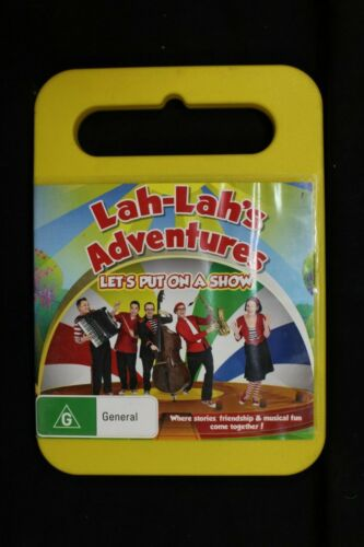 Lah Lahs: Let's Put on a Show  - Pre Owned - R4- (D140)(D147)