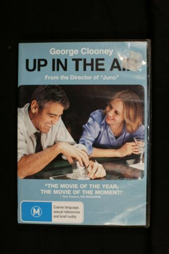 Up In The Air - George Clooney - Pre Owned R4 (D155)