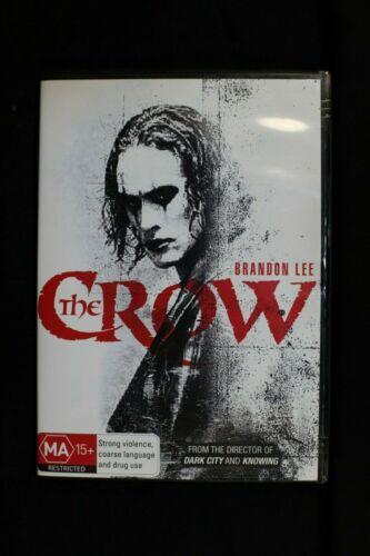The Crow (Brandon Lee) - Pre Owned R4 (D113)