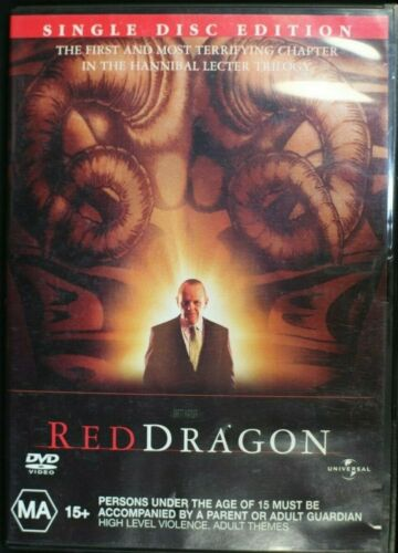 Red Dragon - Pre Owned - (R4) (D59)