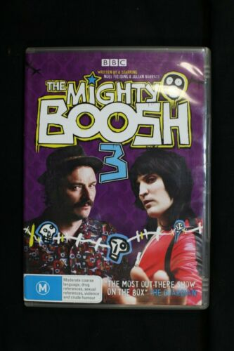 The Mighty Boosh - Series 3 - Pre Owned (R4 ) (D44)